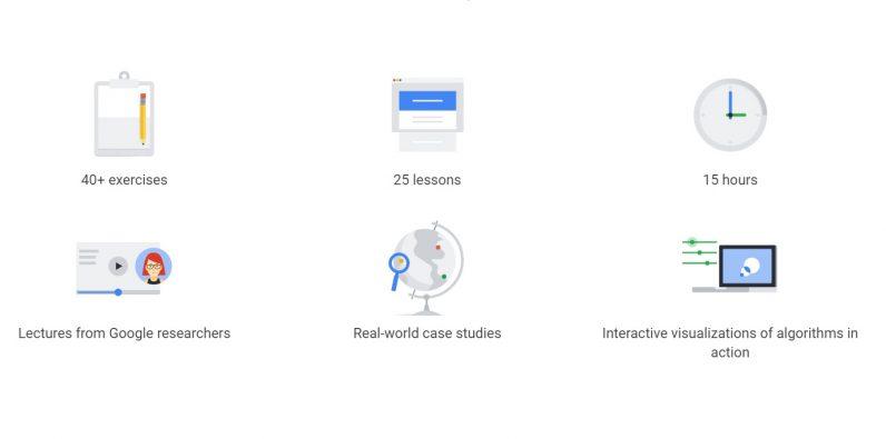دوره متمرکز یادگیری ماشین گوگل