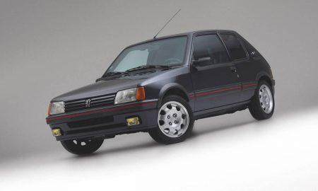 پژو ۲۰۵ GTI