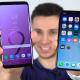 مقایسه سرعت iPhone X و Galaxy S9