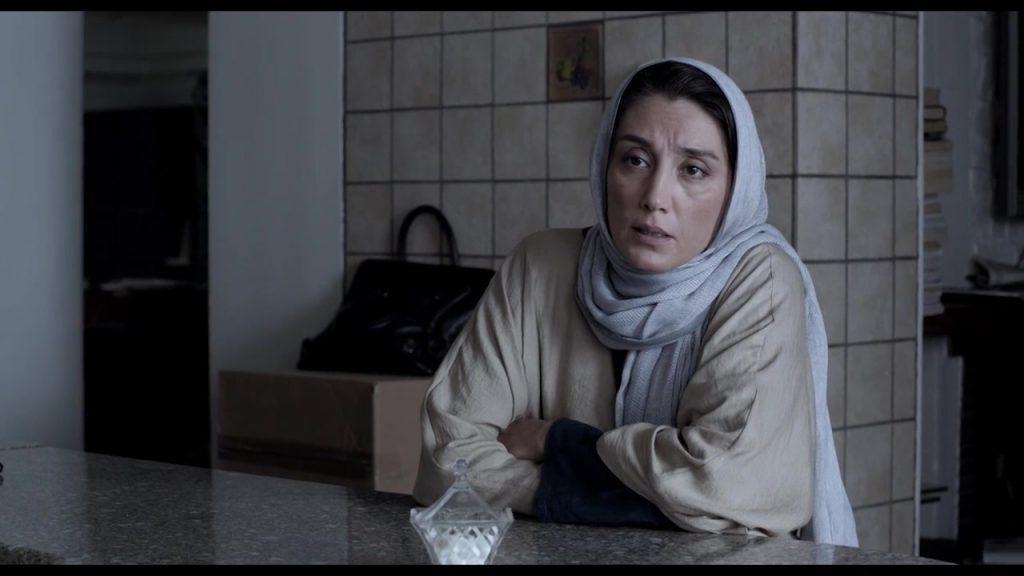 هنرنمایی هدیه تهرانی در فیلم بدون تاریخ بدون امضاء