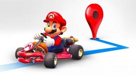 گوگل ماریو کارت را به نقشه خود می آورد تا 10 مارس را جشن بگیرد