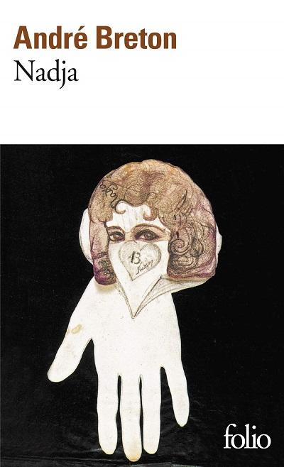 طرح جلد رمان نادیا Nadja