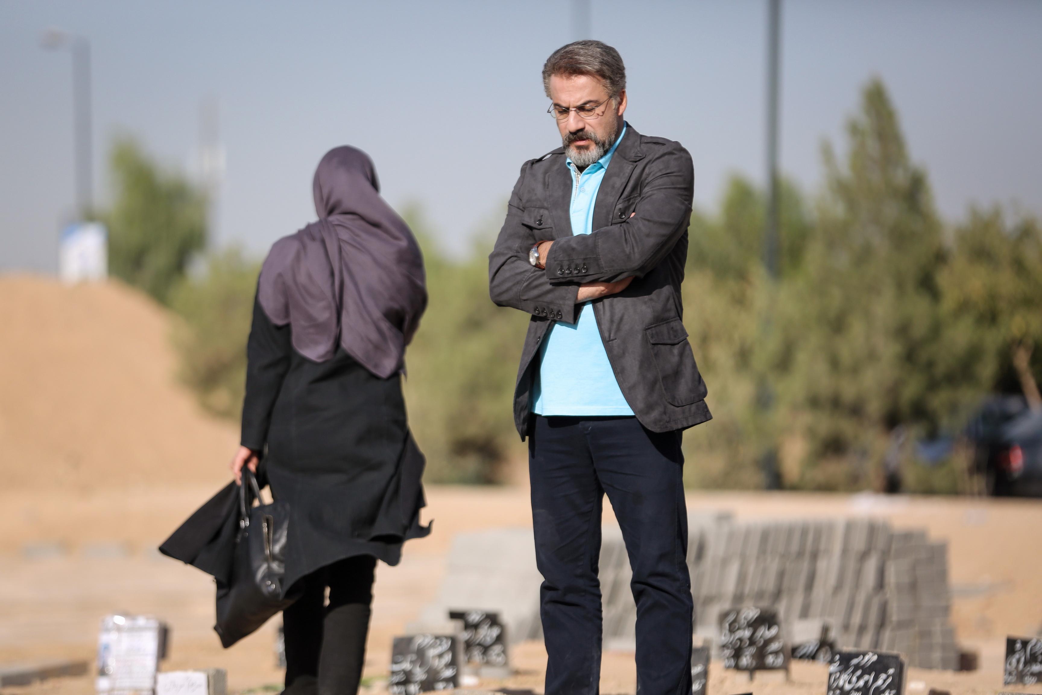 هنرنمایی امیر آقایی در فیلم بدون تاریخ بدون امضاء