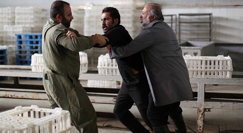 هنرنمایی نوید محمدزاده در فیلم بدون تاریخ بدون امضاء