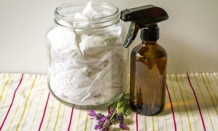 تمیز کردن خانه و گردگیری را به این مواد طبیعی بیخطر بسپارید!