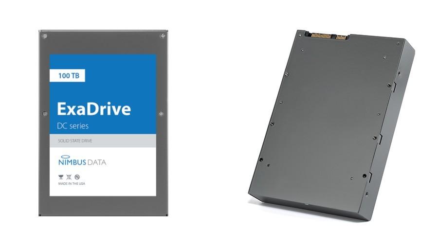 حجیم ترین حافظه SSD
