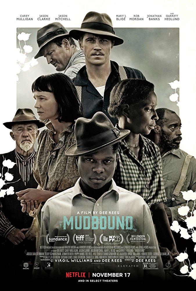 پوستر فیلم Mudbound لجن زار ساخته دی ریس