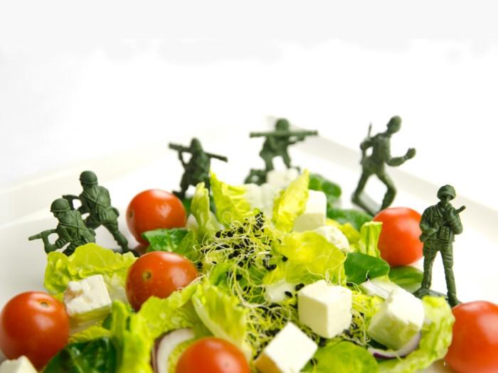 رژیم غذایی 3 روزه رژیم لاغری نظامی برای کاهش وزن