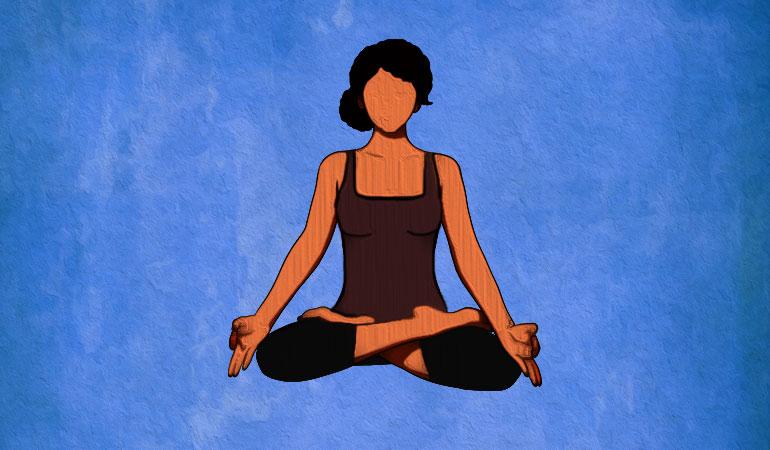 یوگا برای تقویت حافظه - حرکت لوتوس
