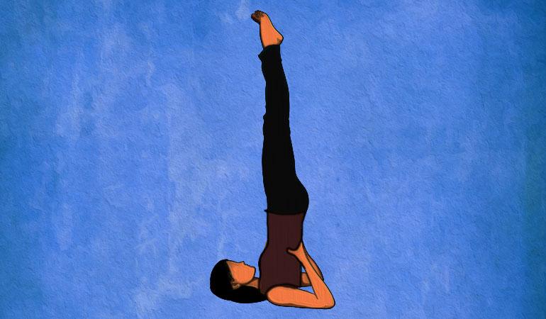 یوگا برای تقویت عملکرد مغز - حرکت شانه