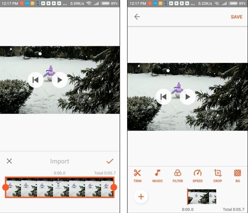 برنامه ویرایش ویدئو YouCut - Video Editor & Maker, No Watermark