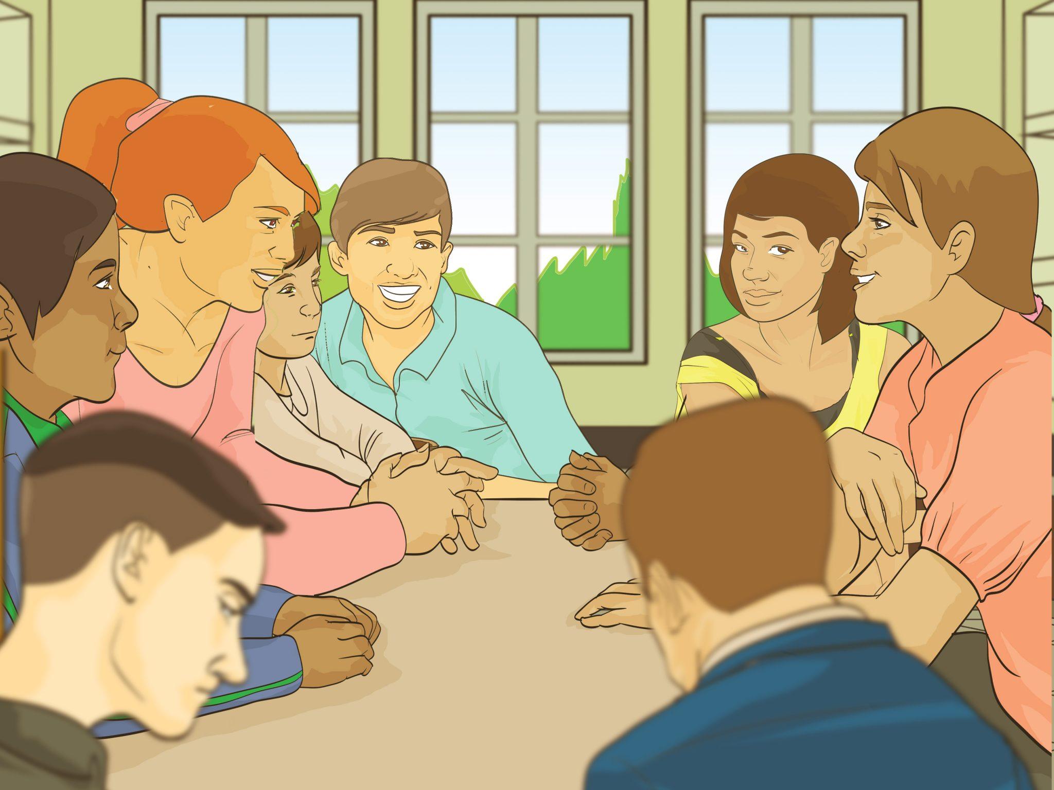 چگونه با دیگران ارتباط برقرار کنیم