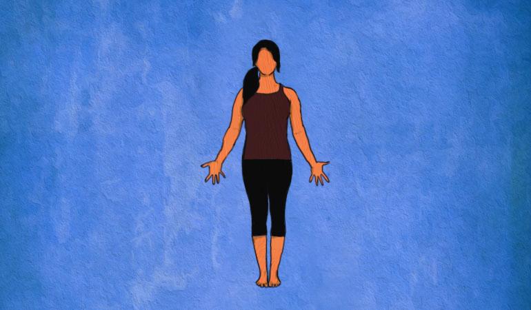 حافظه قدرتمند تقویت عملکرد مغز با یوگا - حرکت کوه