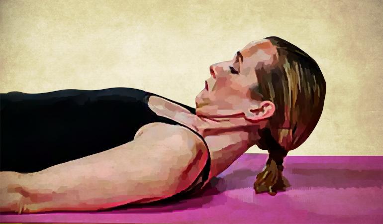 پیلاتس برای گردن درد