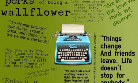 رمان مزایای گوشه گیر بودن The Perks of Being a Wallflower
