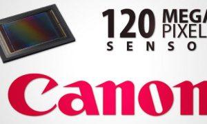 تولید سنسور 120 مگاپیکسلی توسط کانن