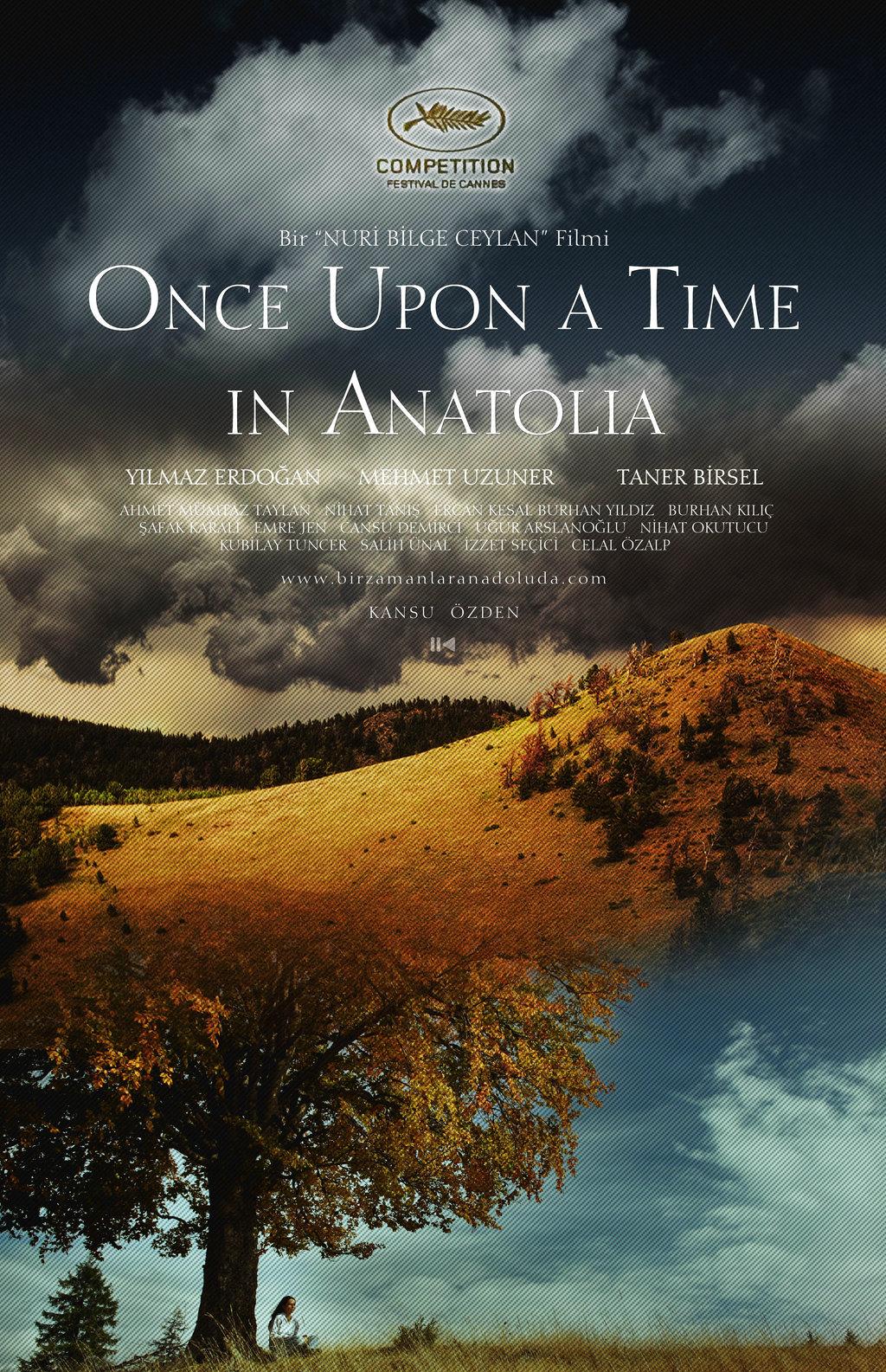 پوستر فیلم Once Upon a Time in Anatolia روزی روزگاری در آناتولی اثر نوری بیلگه جیلان