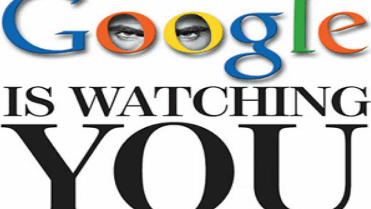 حذف اطلاعات شخصی از گوگل