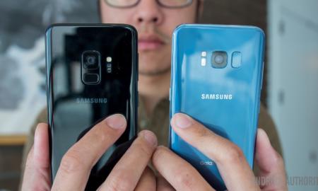 مقایسه Galaxy S8 و Galaxy S9