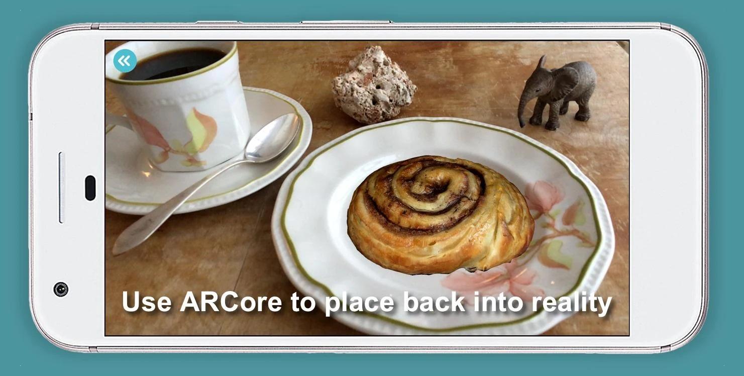 معرفی ARCore، موتور واقعیت افزوده؛ وقت آن است که جهان را با واقعیت افزوده گوشی تان تجربه کنید!
