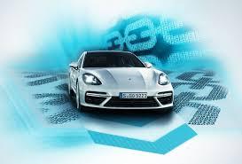 پورشه با موفقیت فناوری بلاک چین را در خودروهایش آزمایش و پیاذه سازی کرد.