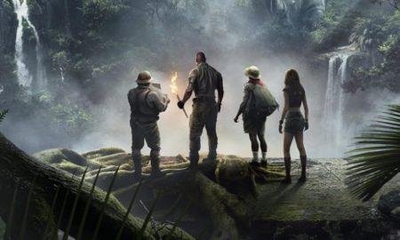 فیلم جومانجی: به جنگل خوش آمدید Jumanji: Welcome to the Jungle 2017