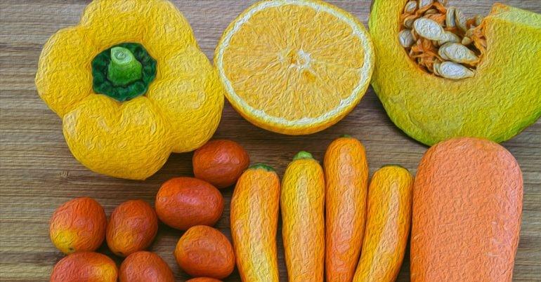 10 غذای غنی از کاروتنوئید که باید به رژیم غذایی خود اضافه کنید