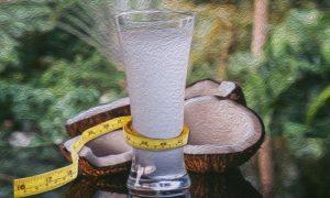 خواص آب نارگیل برای کاهش وزن