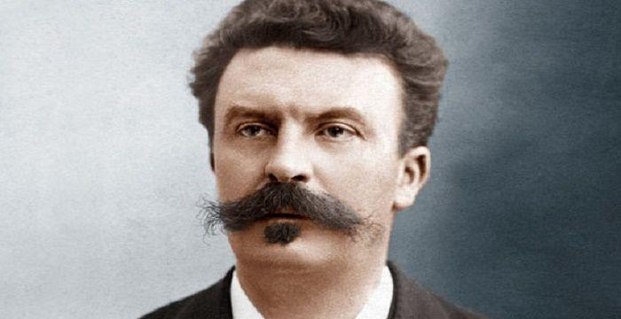 موپاسان ۱۸۹۳-۱۸۵۰