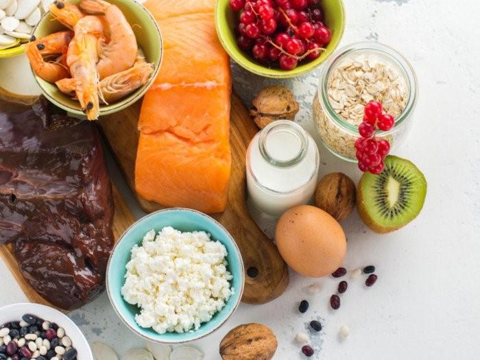 مواد غذایی غنی از فسفر
