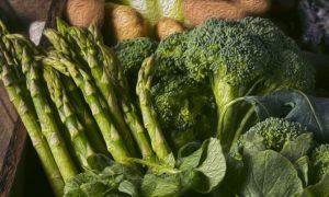 سبزی های سرشار از آهن