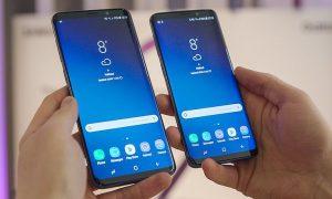 آیا واقعا صفحه نمایش galaxy S9 و S9+ بهترین است؟