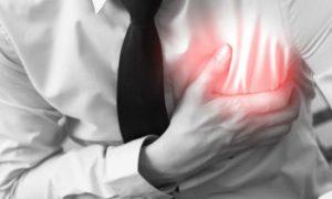 علائم خطر سکته قلبی