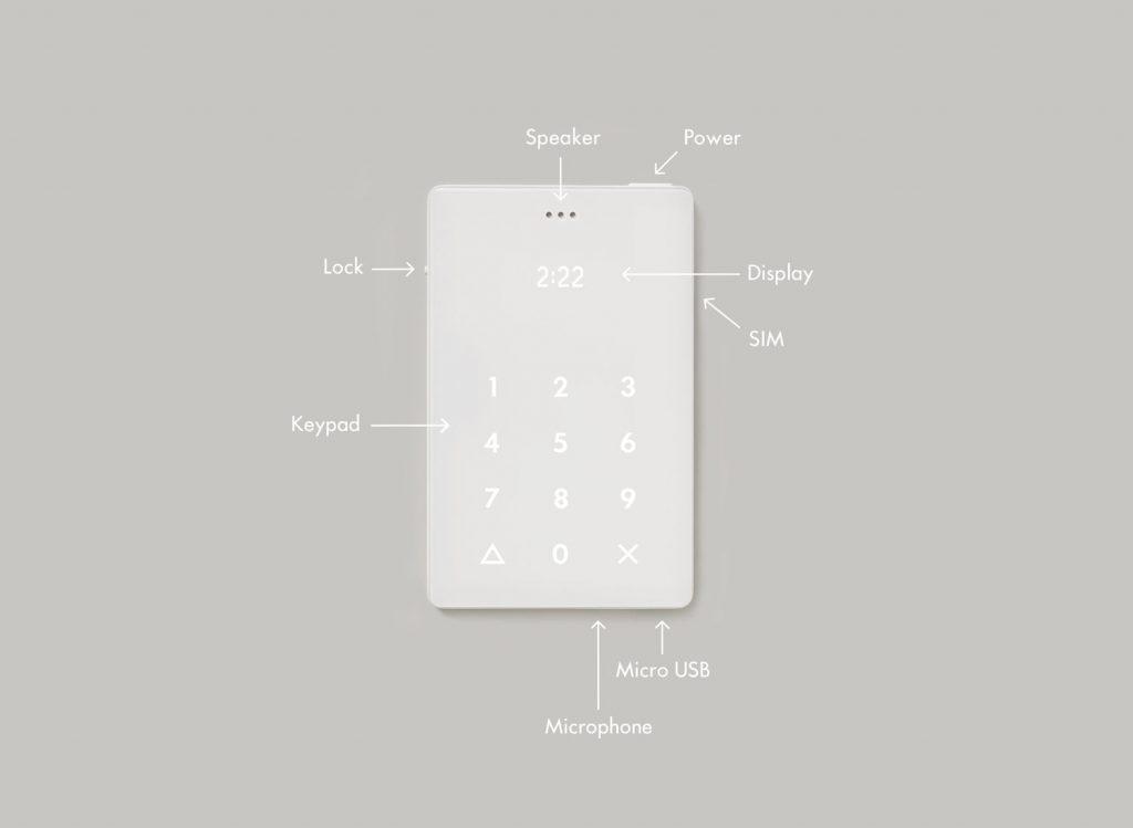 اجزاء مختلف و امکانات لایت فون 2