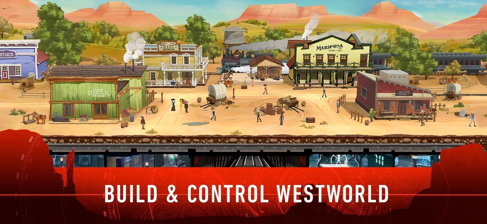 ساخت و کنترل دنیای غرب
