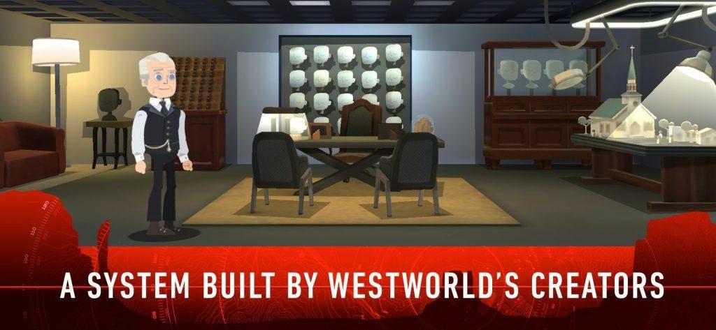 سیستم طراحی شده توسط خالقان Westworld