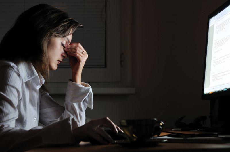 خطر جدی دیابت در کمین افراد شب کار و شب بیدار!