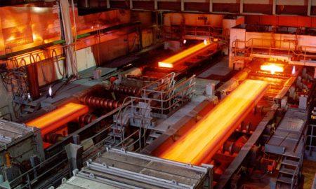 چشم انداز دست یابی به تولید 55 میلیون تن فولاد تا سال 1404