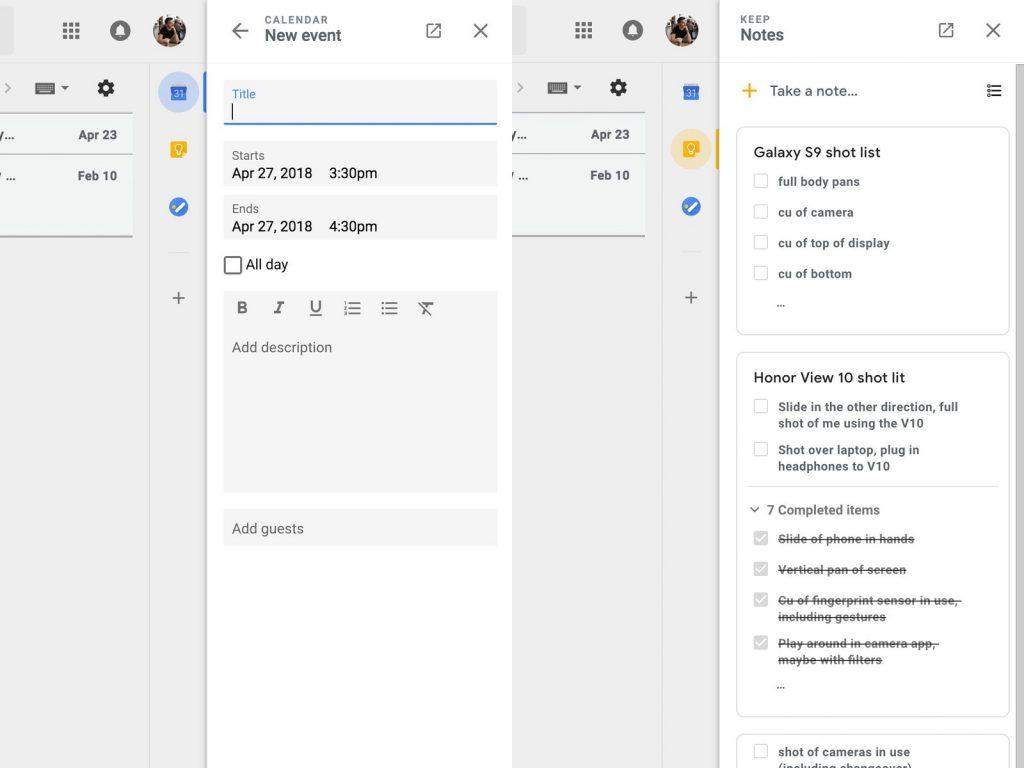 ترفند های Gmail در طراحی جدید