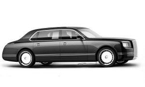 اتومبیل جدید ولادیمیر پوتین در هنگام تصادف، بدون برداشتن کوچک ترین خراشی می تواند هر چیزی را در سر راه خود خورد کند!