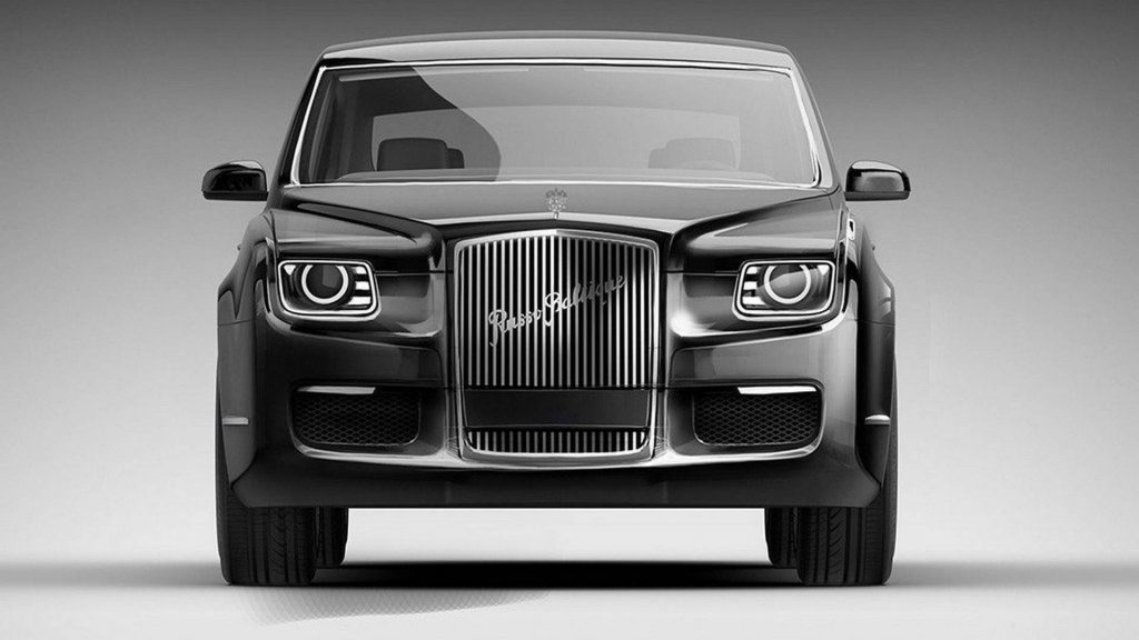 اتومبیل جدید ولادیمیر پوتین - 4