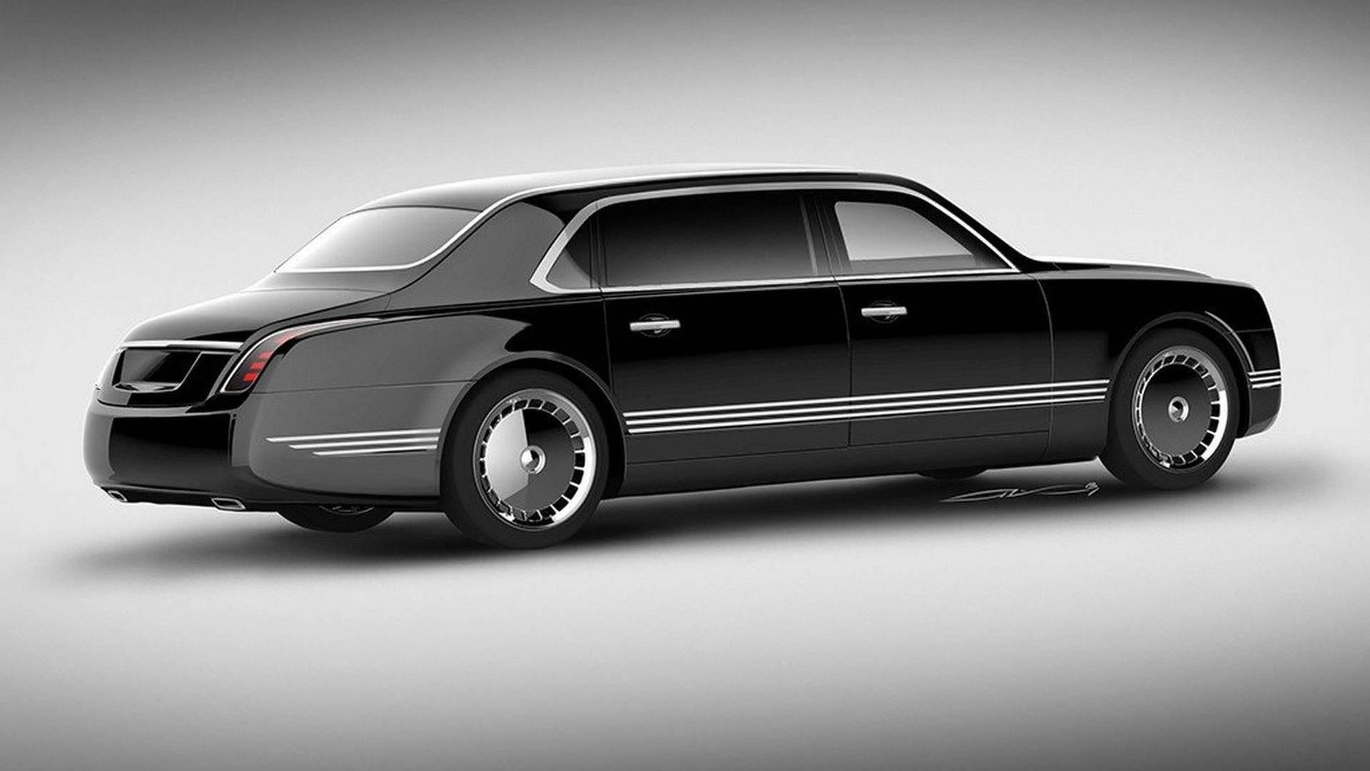 اتومبیل جدید ولادیمیر پوتین - 2