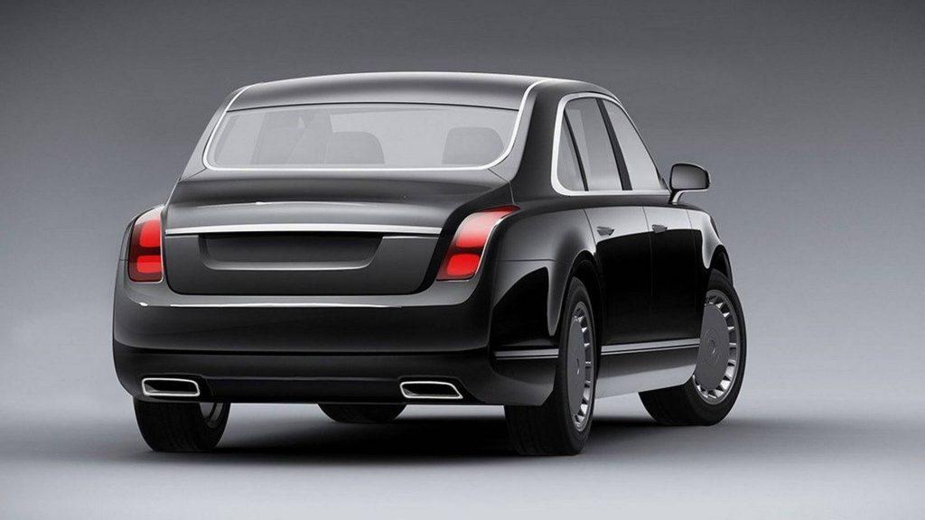 اتومبیل جدید ولادیمیر پوتین - 3