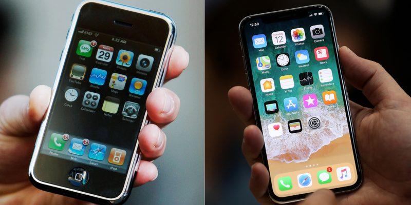 رتبه بندی زیباترین گوشی های آیفون