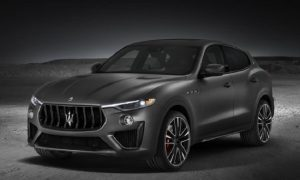 The Maserati Levante Trofeo