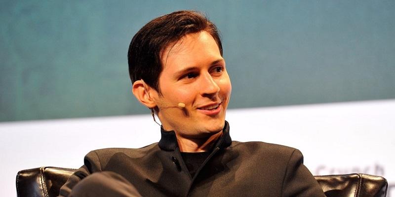 پاول دورف، موسس تلگرام
