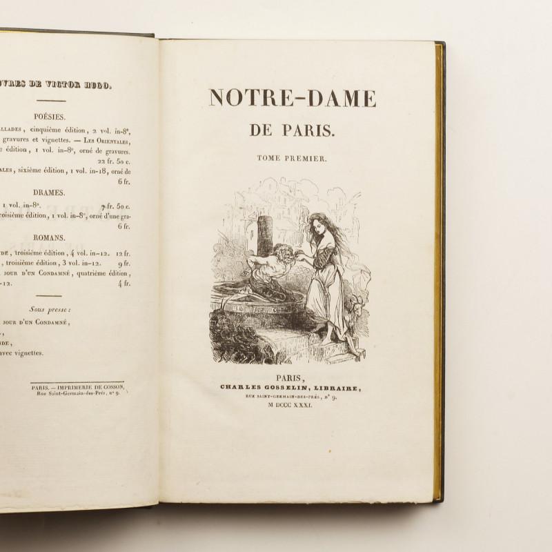 گوژپشت نتردام نوشته ویکتور هوگو؛ قهرمانانی در تضاد با زمان و جامعه