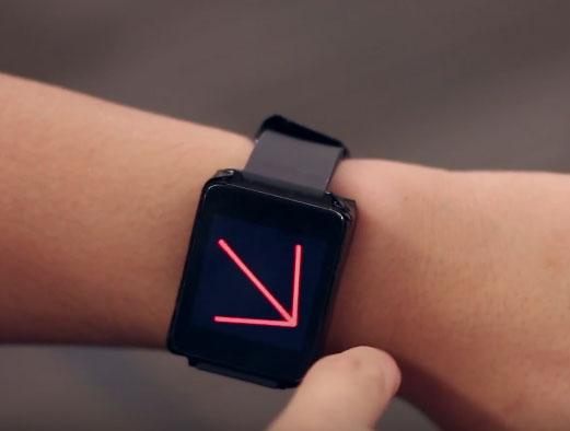 ساعت هوشمند AuraSense، دارای صفحه لمسی بدون لمس!