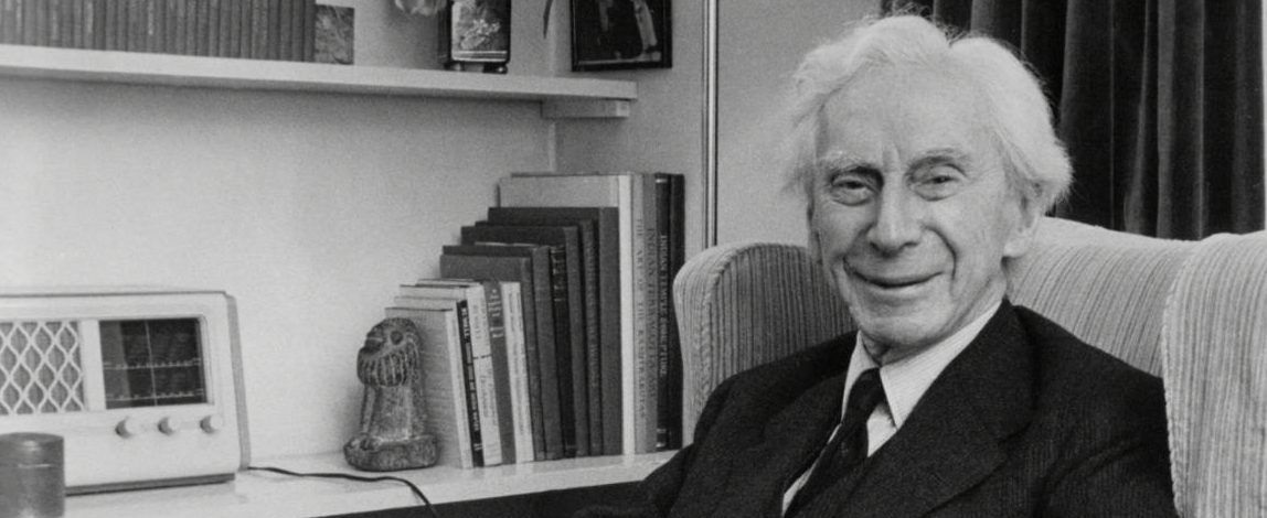 برتراند راسل Bertrand Russell