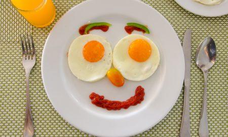 صبحانه کودکان